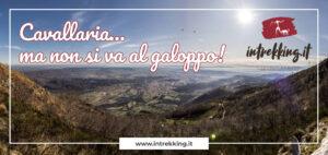 Sabato 29 Maggio 2021<br>Cavallaria...ma non si va al galoppo!