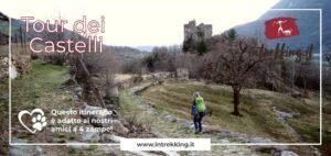 Sabato 15 Maggio 2021<br>Tour dei Castelli